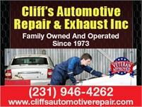 Cliff's Automotive Repair & Exhaust Inc