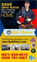 Quik Rooter & Plumbing Co