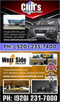 Cliff's Tire & Battery & Westside Tire & Auto