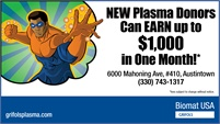 Biomat USA, Inc. - Austintown, OH
