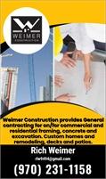 Weimer Construction, LLC