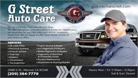 G Street Auto Care