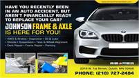 Johnson Frame & Axle