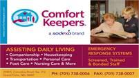 Comfort Keepers® - Joel Peterson