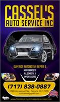 Cassel's Auto Service, Inc.