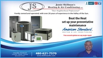 Jamie Skillman's Heating & Air Conditioning, LLC