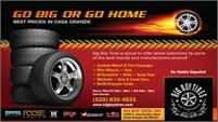 Big Boy Tires, Inc.
