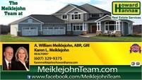 Howard Hanna Real Estate Services - A William Meiklejohn III
