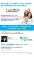 HealthMarkets Insurance - Tara Williams