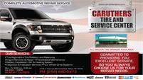 Caruthers Tire & Service Center, Inc.
