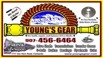 Youngs Gear Denali Drivelines