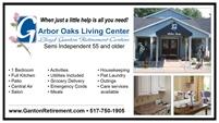Lloyd Ganton Retirement Centers Inc