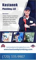 Kastanek Plumbing, LLC