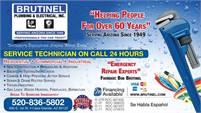 Brutinel Plumbing & Electrical, Inc.