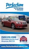 Perfection Auto Sales & Service On Academy