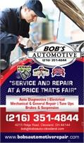 Bob's Automotive