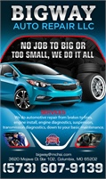 Bigway Auto Repair LLC
