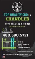 Kactus Kush CBD - Chandler