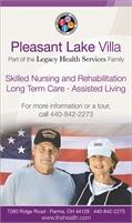 Pleasant Lake Villa