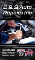 C & S Auto Repairs, Inc.