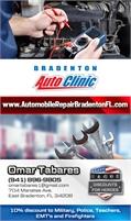Bradenton Auto Clinic Inc