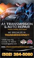 A1 Transmission & Auto Repair LLC