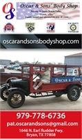 Oscar & Son's Body Shop