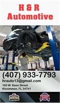 H & R Automotive