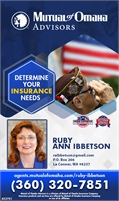 Mutual of Omaha Advisors - Ruby Ann Ibbetson