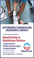 Health Insurance Agent - James Hermosa