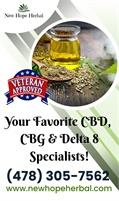 New Hope Herbal, LLC - Local Favorite CBD Store