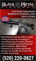 Black Metal Firearms