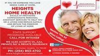 Heights Home Health