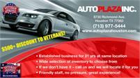 Auto Plaza, Inc.
