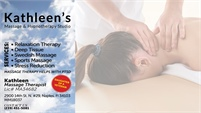 Kathleen's Massage & Hypnotherapy Studio