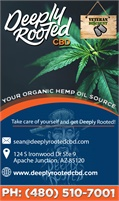 Deeply Rooted CBD