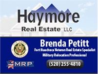 Haymore Real Estate LLC - Brenda Petitt