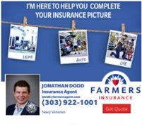 Farmers Insurance - Jonathan Dodd
